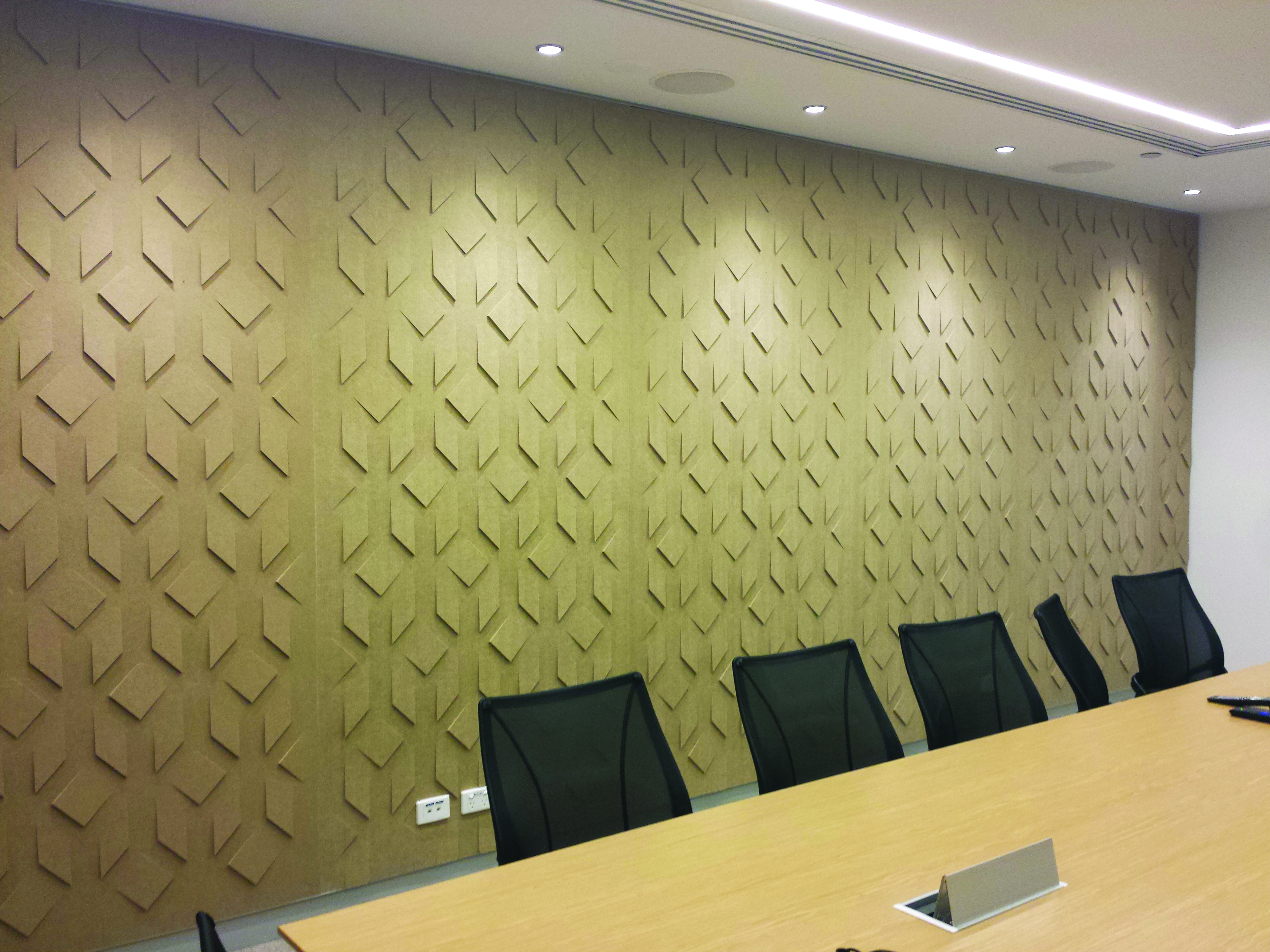 Modern, stylish panels