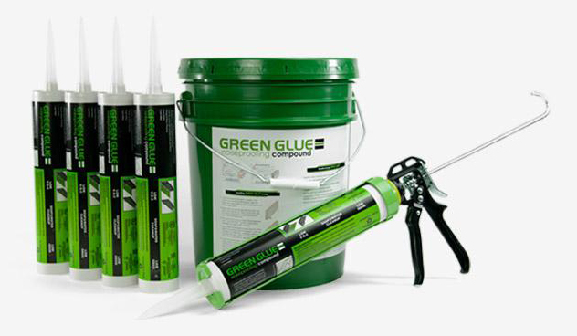 Green Gue damping compound